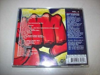 Cd - Sci-fi's Greatest Hits - Volume 4 -defenders Of Justice na internet