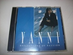 Cd - Yanni - Reflections Of Passion - Nacional - Usado