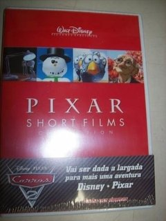 Dvd - Pixar Short Films Collection - Disney - Lacrado