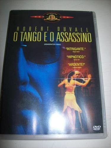 Dvd - O Tango E O Assassino - Robert Duvall - Nacional