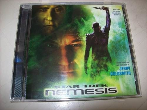 Cd - Star Trek Nemesis - Jerry Goldsmith - Importado