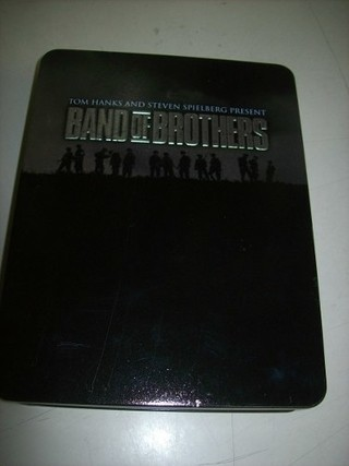 Dvd - Band Of Brothers - Mini-series - 6 Dvds - Nacional