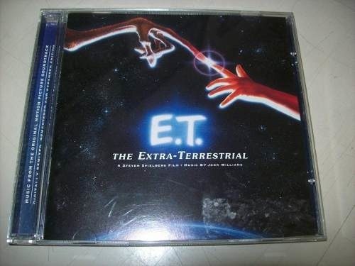 Cd - The Extra-terrestrial - John Williams - Importado