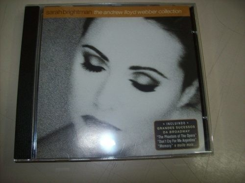 Cd - Sarah Brightman - The Andrew Lloyd Webber Collection