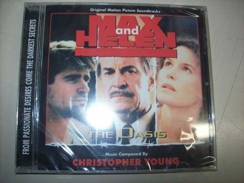 Cd - Max And Helen - Christopher Young - Limitado - Impt.