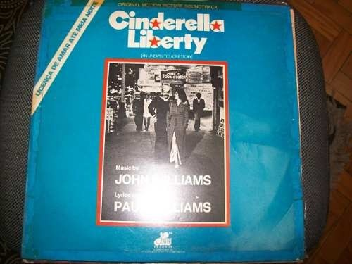 Lp - Cinderella Liberty - John Williams E Paul Williams
