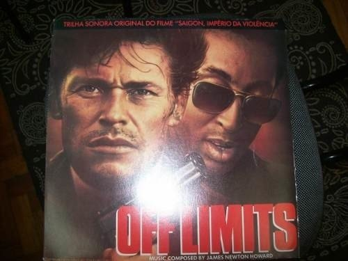 Lp - Off Limits - James Newton Howard - Nacional - Usado