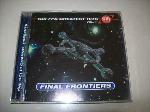 Cd - Sci-fi's Greatest Hits - Volume 1 - Final Frontiers