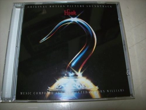 Cd - Hook - John Williams - Importado - Usado