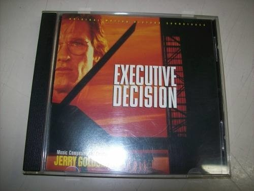 Executive Decision (Momento Critico) - Jerry Goldsmith - Importado (Usado)