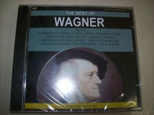 Cd - The Best Of Wagner - Nacional - Lacrado