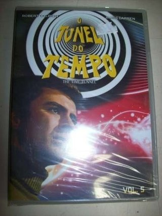 Dvd - O Tunel Do Tempo - Volume 5 - Lacrado - Dublado