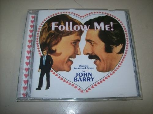 Cd - Follow Me - John Barry - Importado - Usado