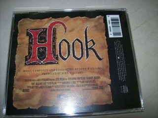 Cd - Hook - John Williams - Importado - Usado na internet