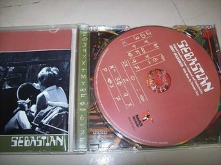 Cd - Sebastian - Jerry Goldsmith - Usado - Importado na internet