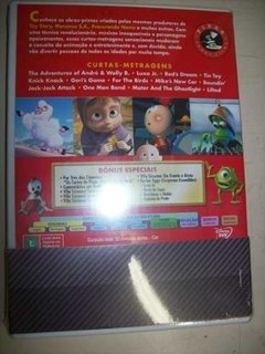 Dvd - Pixar Short Films Collection - Disney - Lacrado - comprar online