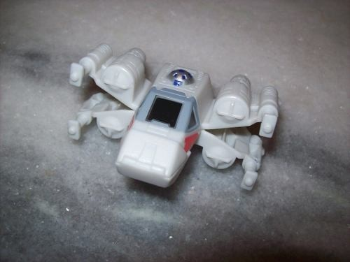 Mini Nave Star Wars - X-wing Fighter - Hasbro - 2012