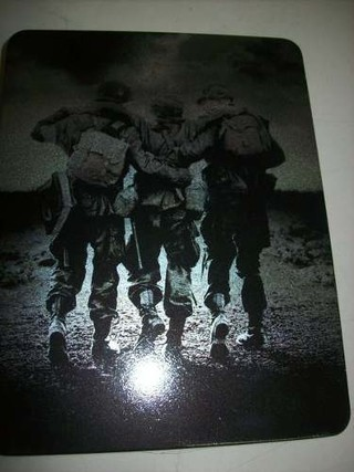 Dvd - Band Of Brothers - Mini-series - 6 Dvds - Nacional - Always Discos