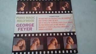 Lp - Piano Magic Hollywood - George Feyer - Promocional