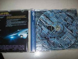 Cd - Star Trek - First Contact - Jerry Goldsmith - Importado - comprar online