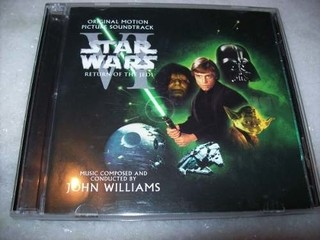 Cd - Return Of The Jedi - John Williams - Importado - Duplo
