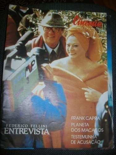 Revista Cinemin 60 - Ebal - Fellini - Usada