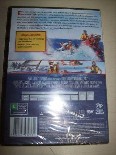 Dvd - Morning Light - Walt Disney - Nacional - Lacrado - comprar online