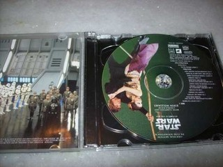 Cd - Return Of The Jedi - John Williams - Importado - Duplo - comprar online
