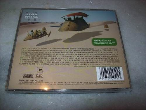 Cd - Return Of The Jedi - John Williams - Importado - Duplo - Always Discos
