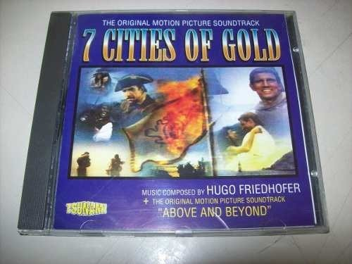 Cd - 7 Cities Of Gold - Hugo Friedhofer - Importado - Usado