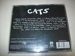 Cats - Musical da Broadway - Nacional (Usado) na internet