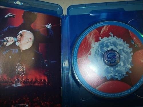 Blu Ray - Peter Gabriel -new Blood- Live In London -nacional - Always Discos