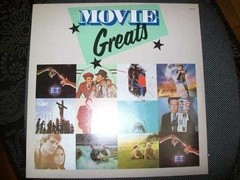 Lp - Movie Greats - John Williams E Outros - Soundtrack