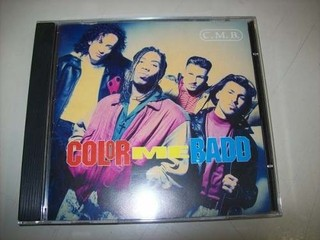 Cd - Color Me Badd - C.m.b - Nacional - Usado