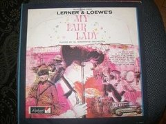 Lp - My Fair Lady - Al Goodman's Orchestra - Nacional