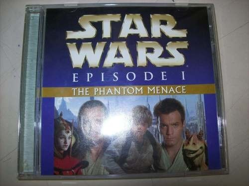 Cd - Star Wars - Episode I - Read Along - Importado