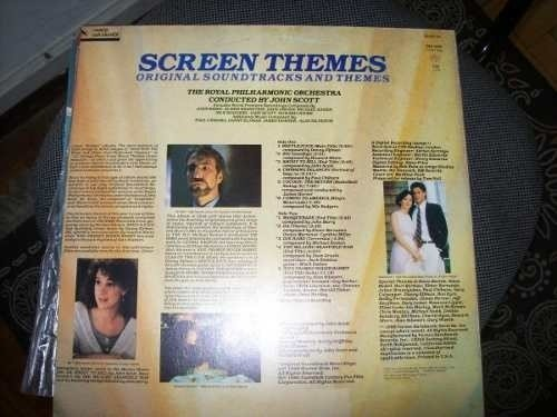 Lp - Screen Themes - John Scott - Nacional - Soundtrack - comprar online