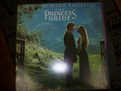 Lp - The Princess Bride - Mark Knopfler - Nacional