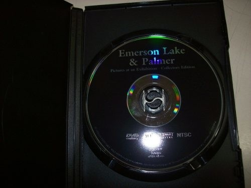 Dvd - Emerson Lake & Palmer - Pictures At An Exihibilion - comprar online