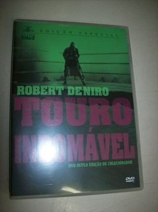 Dvd - Touro Indomável - Ed. Especial - 2 Dvds - De Niro