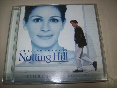 Cd - Um Lugar Chamado Notting Hill - Soundtrack - Nacional