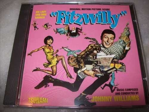 Cd - Fitzwilly - John Williams - Importado - Usado