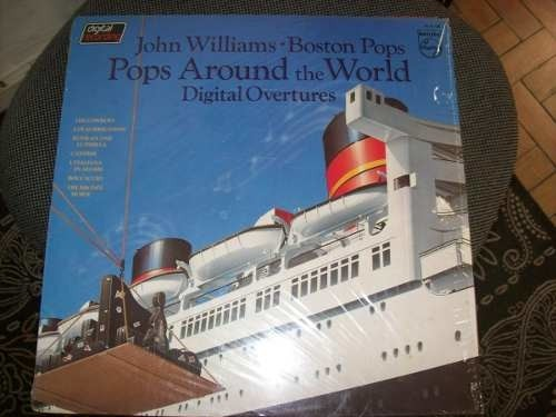 Boston Pops: John Williams - Pops Around The World - Importado (Usado)