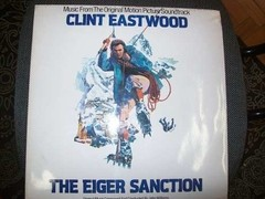 Lp - The Eiger Sanction - John Williams - Promo - Nacional