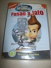 Dvd - As Aventuras De Jimmy Neutron - Nacional - Usado