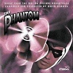 The Phantom (O Fantasma) - David Newman - Importado (Usado)