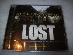 Cd - Lost - Season 2 - Michael Giacchino -importado- Lacrado