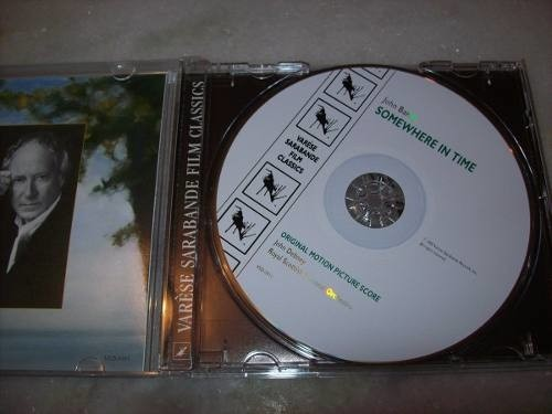 Cd - Somewhere In Time - John Barry - Completo - Importado - comprar online