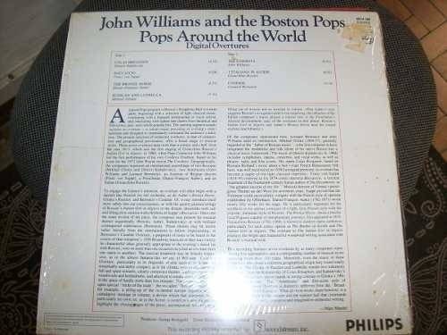 Boston Pops: John Williams - Pops Around The World - Importado (Usado) - comprar online
