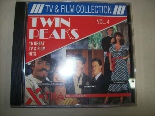 Cd - Tv E Film Collection - Volume 4 - Importado